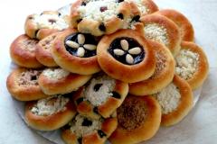 talíř koláčů