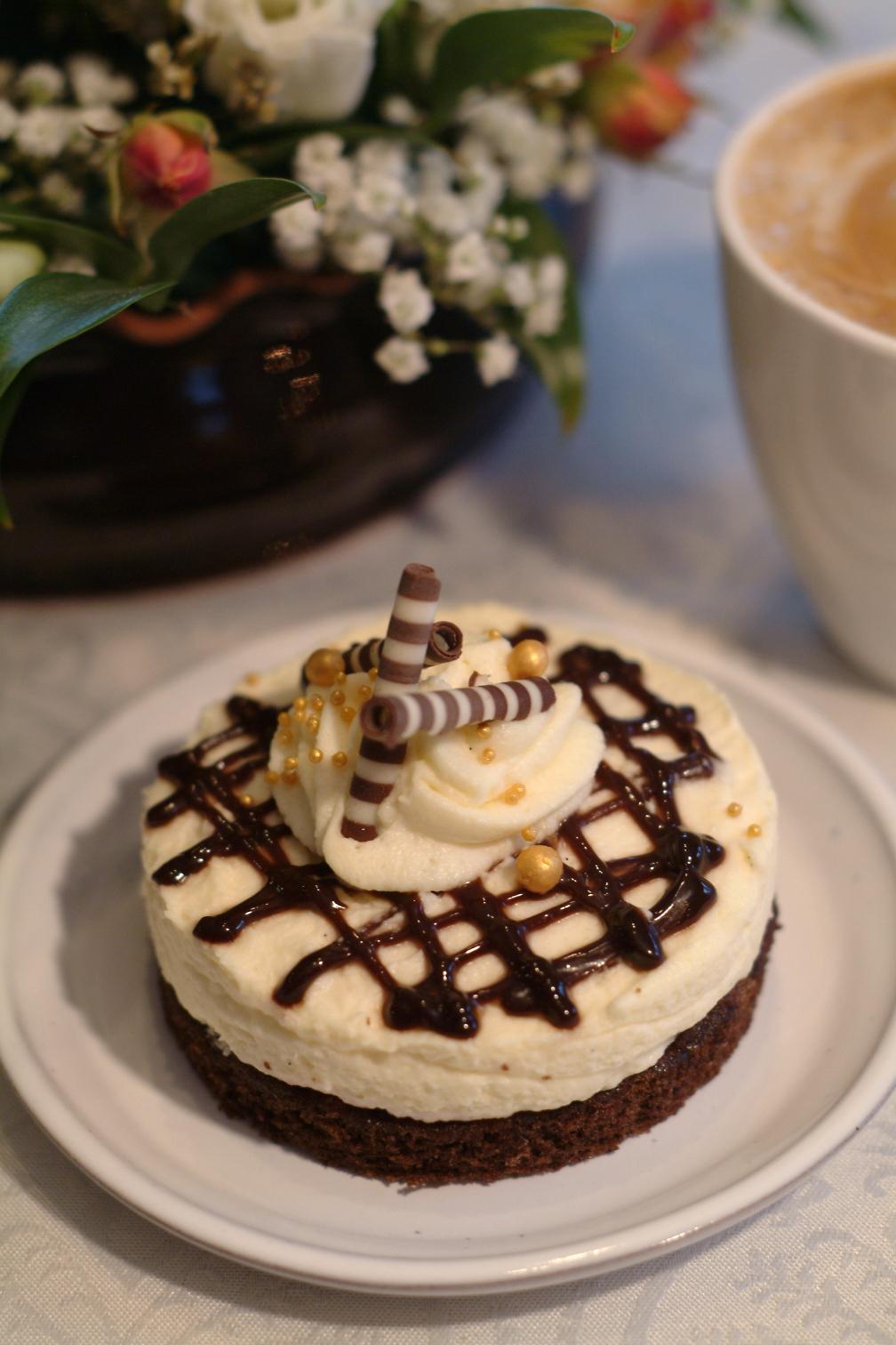 dortík čokoládový